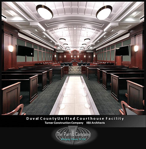 The Parris Company 3D Rendering